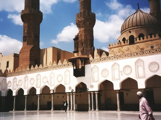 Egypte - Cairo - El Azhar.jpg