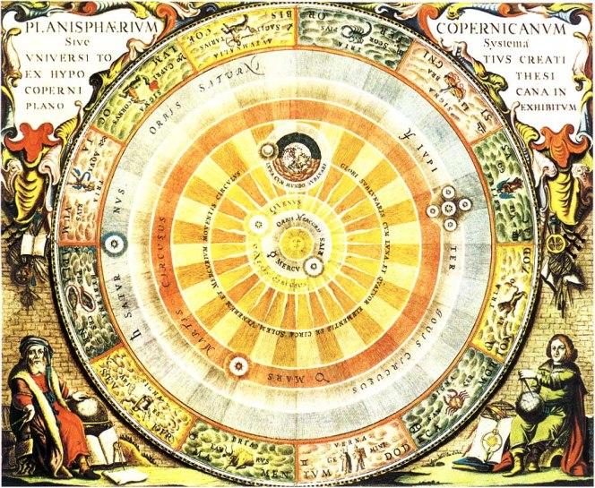 Copernicus Planisphere