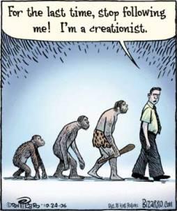 bizarro.com - creationism