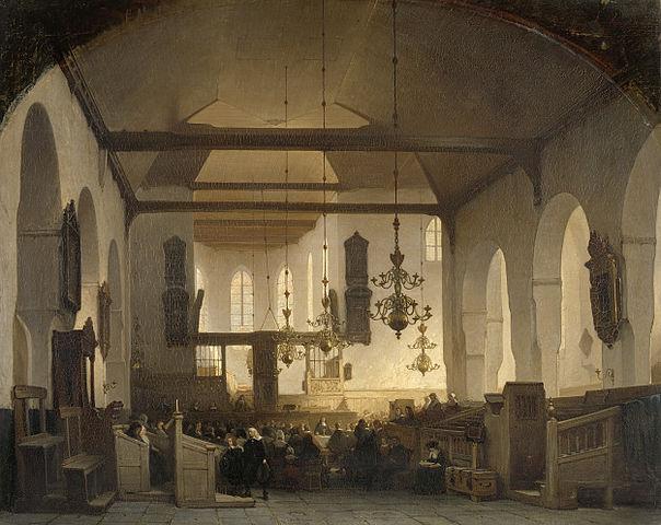 604px-Johannes_Bosboom_-_Interieur_van_de_Geertekerk_te_Utrecht_met_de_viering_van_het_heilig_avondmaal