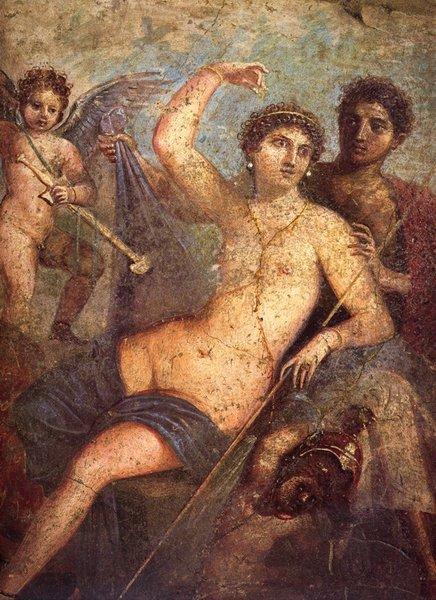 Pintura_roamana-_Marte_y_Venus