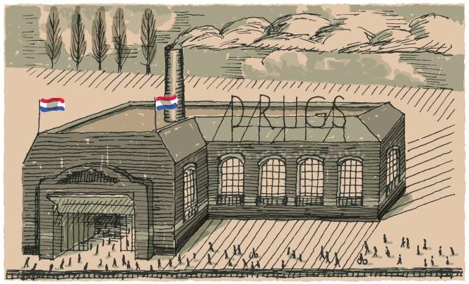 large_Ondermijning_nederland_drugsland De Groene Amsterdammer